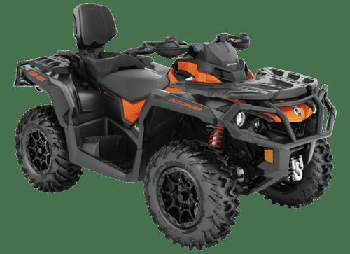 Can-Am OUTLANDER MAX XT-P 1000R+ 2021
