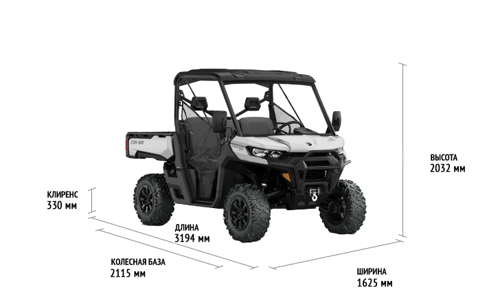Can-Am TRAXTER XT HD10 2021