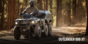 Can-Am OUTLANDER MAX 6×6 XU+ 450 2021