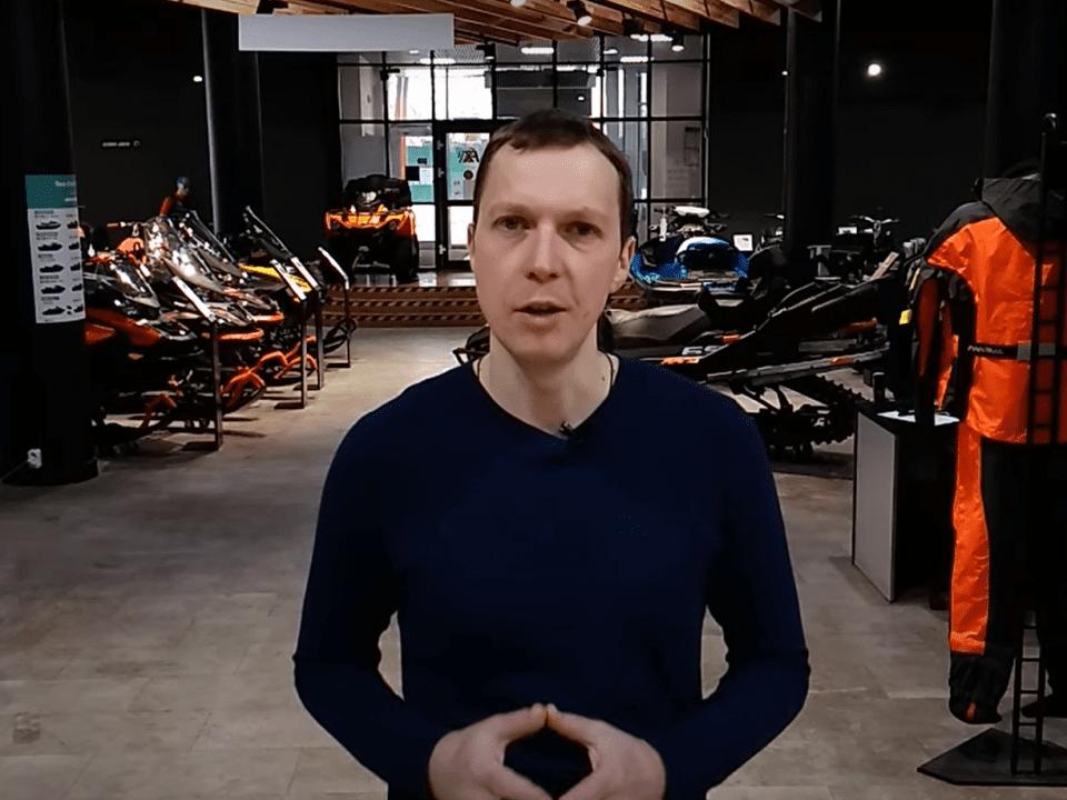 Видео-обзор Skandic Sport 600 EFI 2021. Скандик спорт лучше 59 Йети?
