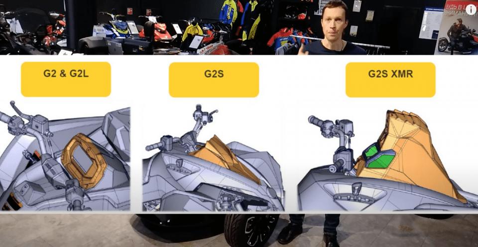 Видео обзор обновлений 2021 Can-Am Outlander XMR, MAX XT, XT-P