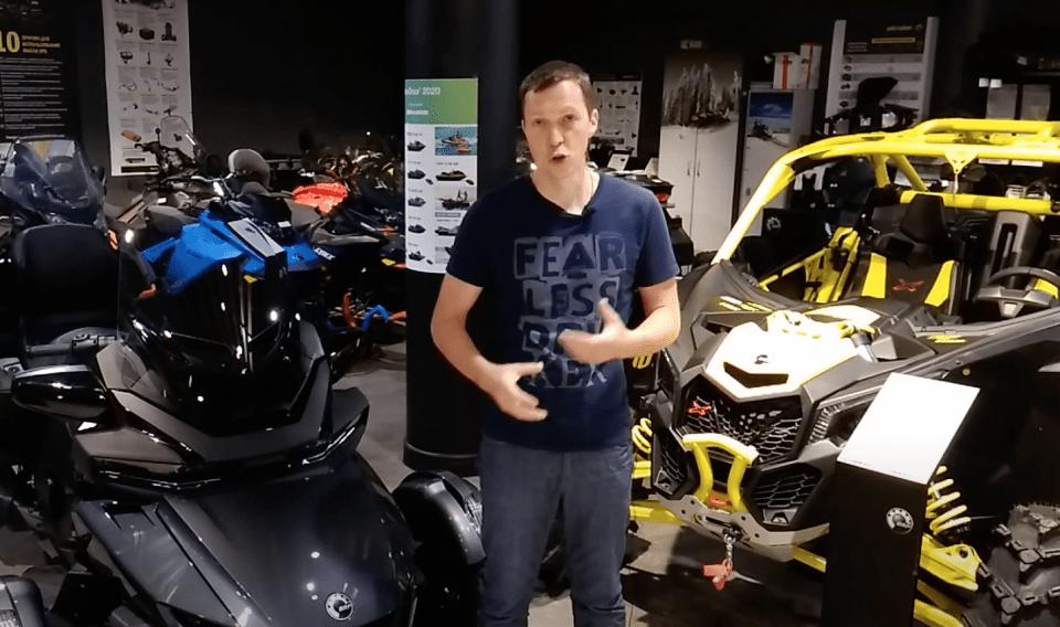 Видео обзор подвески SMART Shox на Can-Am Maverick X3 X-RS Turbo RR 2021