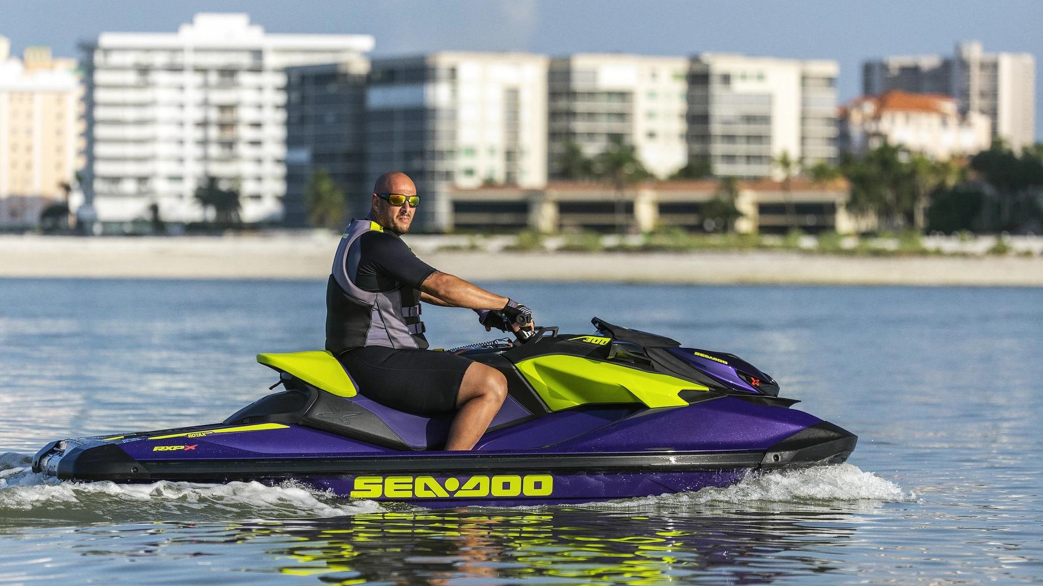 Обзор новых гидроциклов Sea-Doo BRP 2021
