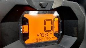 CAN-AM OUTLANDER 6×6 V-650 EFI С ПРОБЕГОМ 4800 КМ