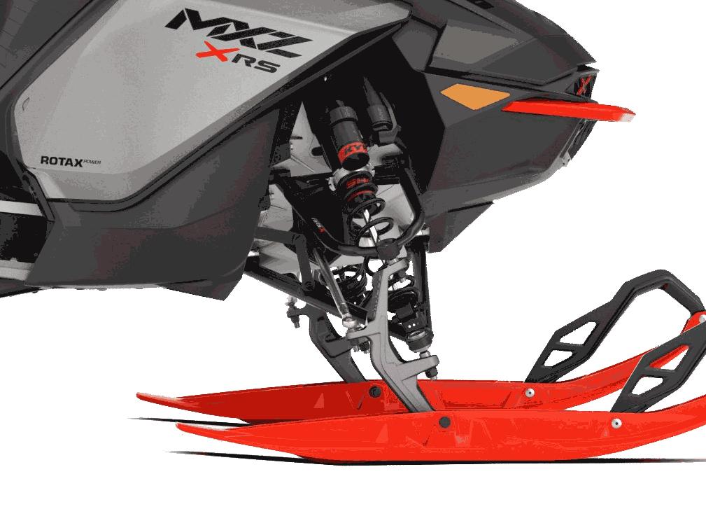 Ski-Doo MXZ RS 600RS E-TEC 2022