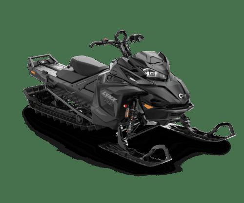 Lynx BOONDOCKER RE 3700 850 E-TEC DSHOT BLACK EDITION 2022