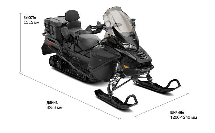 Ski-Doo EXPEDITION SE 900 ACE TURBO 2022