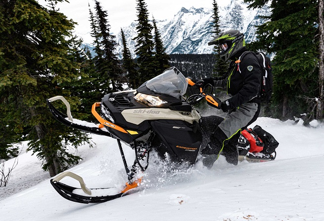 Ski-Doo EXPEDITION SWT 900 ACE (650W) ES 2021