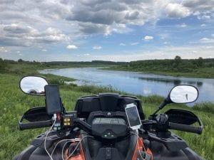 Отчет. 28 мая 2021 – Разведка маршрута «Три реки»