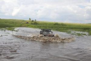 Отчет от 12 июня 2021. Три реки – Волга, Тьма, Тверца