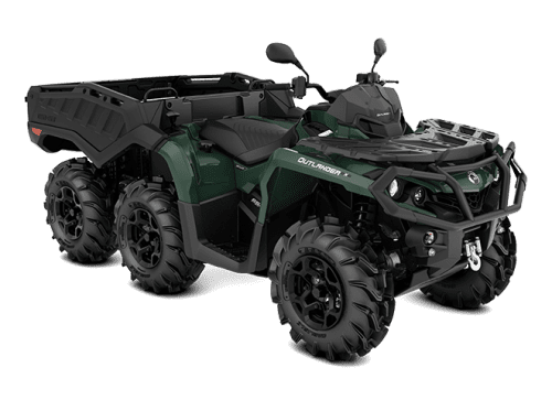 Can-Am OUTLANDER 6X6 XU+ 650 T 2022