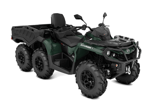 Can-Am OUTLANDER MAX 6X6 XU+ 650 T 2022